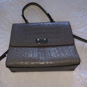Kate spade ♠️ Gray purse